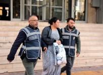 1 Yıldır Firar Olan Ve Hakkında 25 Yıl Hapis Cezası Bulunan Kadın Yakalandı