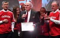 ARJEN ROBBEN - Bayern Münih'in Yeni Başkanı Herbert Hainer Oldu