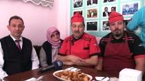 PÜF NOKTASı - Çankırı'nın Tescilli 'Sarımsaklı Et' Yemeği İlgi Görüyor
