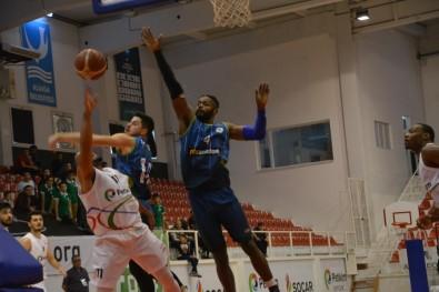 Türkiye Basketbol Ligi Açıklaması Petkim Spor Açıklaması 92 - Balıkesir Büyükşehir Belediyespor Açıklaması 75