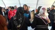 ESAT DELIHASAN - Diyarbakır Annelerine Destek Ziyaretleri Sürüyor