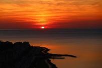 OKYANUS - Türkiye'de Ender Görülen Memeli Bulutlar Hatay'da Görüntülendi
