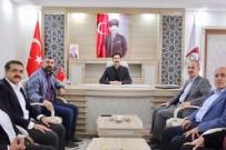 AK Parti Mardin Teşkilatından Kafkas'a Hayırlı Olsun Ziyareti