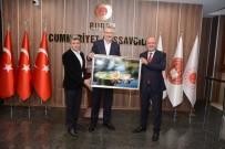 HASAN YILMAZ - Başkan Özkan, Kent Dinamikleriyle İlişkileri Sıkı Tutuyor