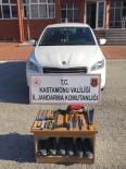Enerji Ve Nakil Kablosu Çalan Üç Kişi Yakalandı