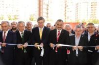 TRANS ANADOLU - Giresun Ticaret Borsası'nın Güneş Enerji Santrali Törenle Açıldı