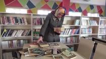 ESENDERE - 'Gönüllü Eller' Yüksekova'da Belediye Kütüphanesini Yeniledi