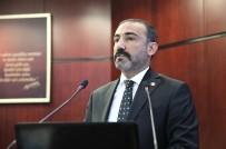 ABDÜLHAMİT GÜL - GTO'da Müteahhitlik Yasası Masaya Yatırıldı