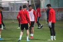 A MİLLİ TAKIMI - Kayserispor, Sivasspor Maçının Hazırlıklarını Sürdürdü