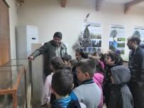 Kovada Gölü Milli Parkı'nda Öğrencilere Tabiat Eğitimi