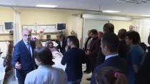 GÖZTEPE EĞITIM VE ARAŞTıRMA HASTANESI - Sağlık Bakanı Koca'dan Gece Yarısı Hastane Denetimi Açıklaması