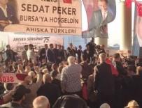 SEDAT PEKER - Sedat Peker'den Ahıska Türklerine birlik çağrısı