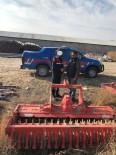 Toprak İşleme Aletini Çalan Bir Kişi Yakalandı