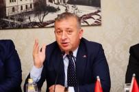 PERDE ARKASI - Başkan Aydın, Görevdeki 1 Yılını Değerlendirdi