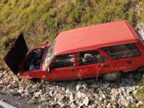 Çatalzeytin'e Trafik Kazası Açıklaması 1 Yaralı