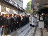 KARACAAHMET - Eski Genelkurmay Başkanı Yaşar Büyükanıt'ın Eşi Toprağa Verildi