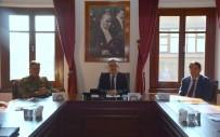 MUSTAFA TUTULMAZ - İl Güvenlik Ve Asayiş Koordinasyon Toplantısı