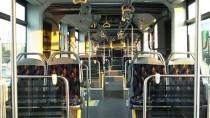 EDIRNEKAPı - İmamoğlu, Yerli Üretim Metrobüsün Test Sürüşüne Katıldı