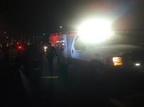 MEXICO - Meksika'da feci kaza: 11 ölü, 25 yaralı