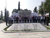 CUMHURIYET BAYRAMı - Salihlili Muhtarlar Kuzey Kıbrıs'ı Gezdi