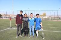 AMPUTE MİLLİ TAKIMI - ''Süper Lig'de Her Kulüp Bünyesine Bir Ampute Takım Katarsa Tesisleşme Açısından Faydalı Olur''