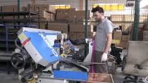 SİLAH FABRİKASI - Türkiye'de Üretilen Silahlar Hollywood Filmlerinde De Kullanılıyor