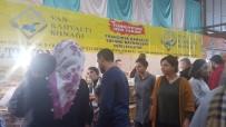 MEHMET MEHDİ EKER - Van Kahvaltısına Diyarbakır'dan Yoğun İlgi
