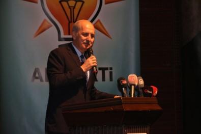 AK Parti'li Kurtulmuş'tan Suriye Açıklaması Açıklaması 'Suriye'deki Olaylarda Türkiye İstediğini Aldı'
