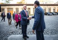 ÇÖZÜM SÜRECİ - Cumhurbaşkanlığı Sözcüsü Büyükelçi Kalın ABD Temsilciler Meclisi Heyeti İle Görüştü