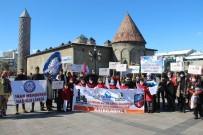 LÖSEV - Erzurum'da Lösev'den, Farkındalık Yürüyüşü