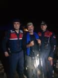 ÖLÜDENİZ - Fethiye'de Kaybolan Tatilciyi Jandarma Buldu