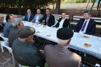 Kaymakam Mahmut Şener'in Köy Ziyaretleri Devam Ediyor