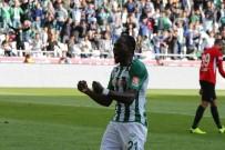 DIALLO - Süper Lig Açıklaması Konyaspor Açıklaması 1 - Gençlerbirliği Açıklaması 0 (İlk Yarı)