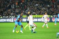 EREN DERDIYOK - Süper Lig Açıklaması Trabszonspor Açıklaması 0 - Göztepe Açıklaması 1 (Maç Sonucu)