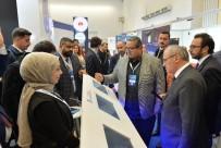 ANKARA KENT KONSEYİ - Ulaştırma Ve Altyapı Bakanı Mehmet Cahit Turhan'dan Akıllı Kent Uygulamaları Standına Ziyaret