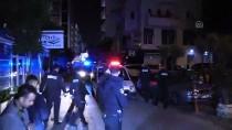 BOMBA İMHA UZMANI - Adana'da Kaldırımda EYP Patladı
