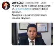 2009 YıLı - AK Parti Adana İl Başkanı Mehmet Ay Oldu