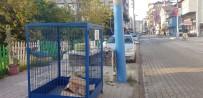 Alaçam'a Geri Dönüşüm Kafesleri