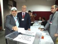 ALI GÜNGÖR - Burhaniye Tariş'de  Nadir Karayaz Güven Tazeledi