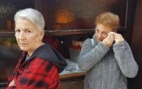 ATATÜRKÇÜ DÜŞÜNCE DERNEĞI - Çeşme'deki Kafeye Tahliye Kararı Verilmesinin Ardından Gözyaşlarına Boğuldular
