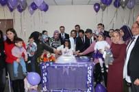 DOĞUM GÜNÜ PARTİSİ - Dünya Prematüre Günü Erzurum Doğum Hastanesinde Kutlandı