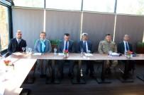MUHAMMET FUAT TÜRKMAN - Edremit'te Vektörle Mücadele Toplantısı