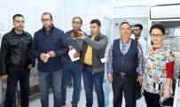 FARUK GÜNAY - Erzincan DSYB'nin Süt Toplama Merkezi, Adalet Bakanlığı Tarafından Diğer İllere Örnek Gösterildi