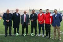 A MİLLİ TAKIMI - Geleceğin Yıldız Futbolcuları Yahyalı'dan Yetişecek