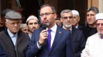 MUSTAFA CAN - Gençlik Ve Spor Bakanı Kasapoğlu Çanakkale'de