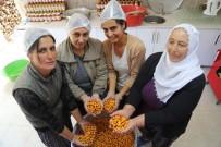 Köyde Kadınlar İmalathane Kurdu, Doğal Meyvelerle Üretime Başladı