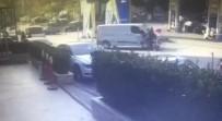 DOLAPDERE - Motosikletli Gencin Feci Ölümü Kamerada