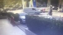 DOLAPDERE - (Özel) İstanbul'da Motosikletli Gencin Feci Ölümü Kamerada
