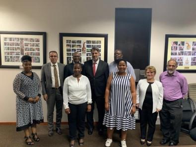 Rektör Polat'tan, Güney Afrika'nın Önde Gelen Üniversitelerine Ziyaret