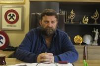 OXFORD - Zonguldak Kömürspor Başkanı Süleyman Caner Açıklaması 'Çaresizlikten Maçları Oynadığımız Yerde Antrenman Yapıyoruz'